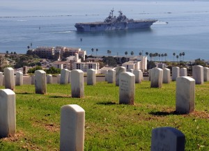 Fort Rosecrans w:Naval Ship
