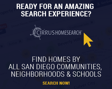 search for San Diego Luxury real estate